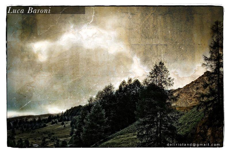 Cielo e monti