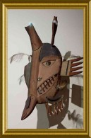 Maschera di pesce